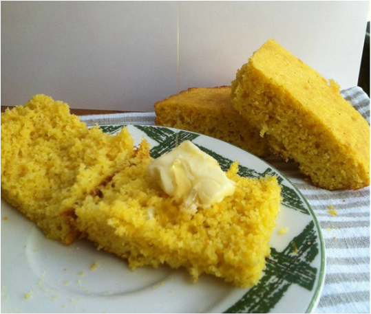mom's best cornbread, best cornbread recipe, healthy cornbread recipe, soul food cornbread, enticing healthy eating, how to season a cast iron skillet