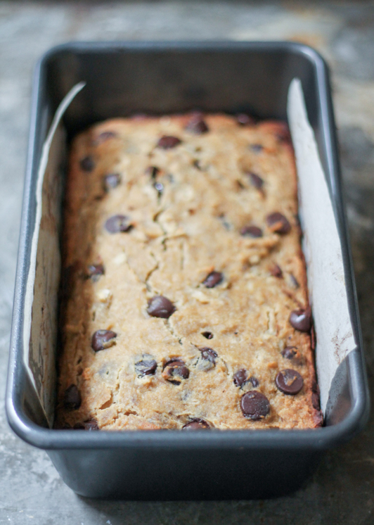 Ambitious Kitchen Coconut Flour Banana Bread