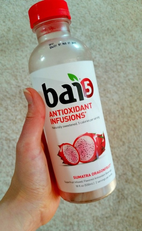 Bai Antioxidant Infusions Dragonfruit drink
